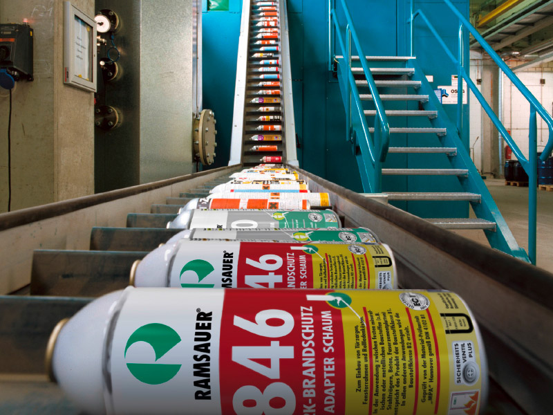 PDR Recycling | Ramsauer Dichtstoffe - Ramsauer Dichtstoffe